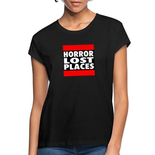 Horror Lost Places - Frauen Oversize T-Shirt