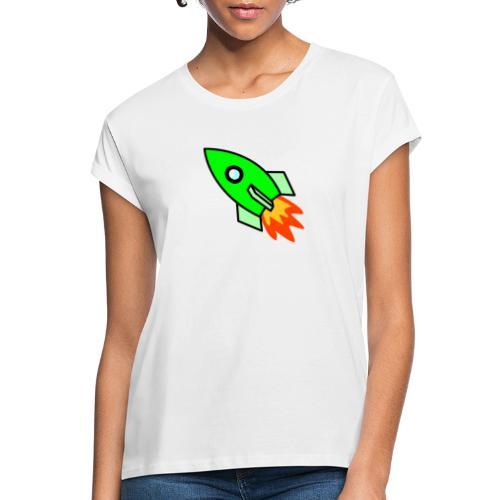 neon green - Women's Oversize T-Shirt