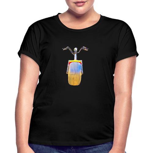 Scooter - T-shirt oversize Femme