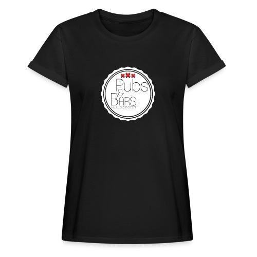 PubsnBars - Vrouwen oversize T-shirt