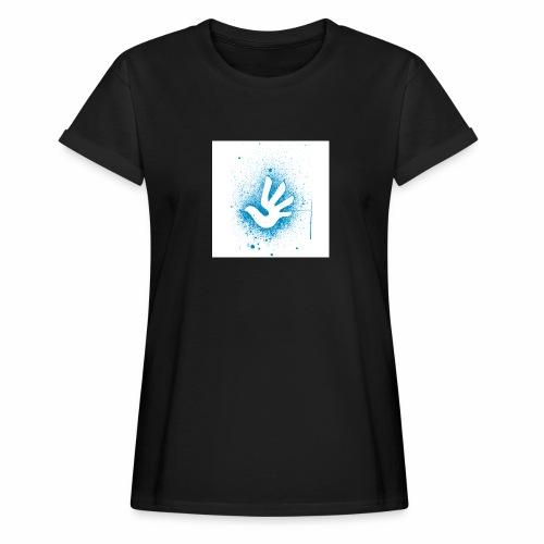 T Shirt 3 - T-shirt oversize Femme