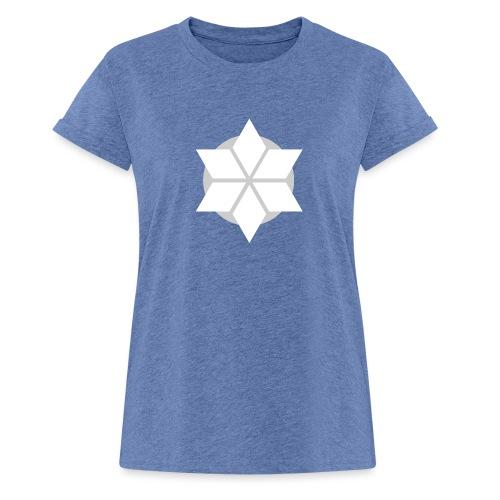 Morgonstjärnan - Oversize-T-shirt dam