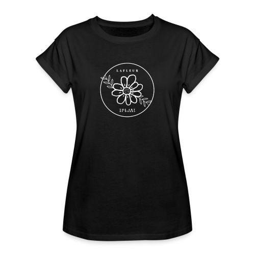 LaFleur - The Art of Words - Women's Oversize T-Shirt