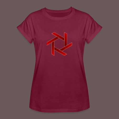 Star - Dame oversize T-shirt