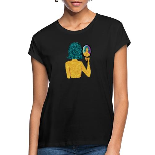 it's not u - Dame oversize T-shirt