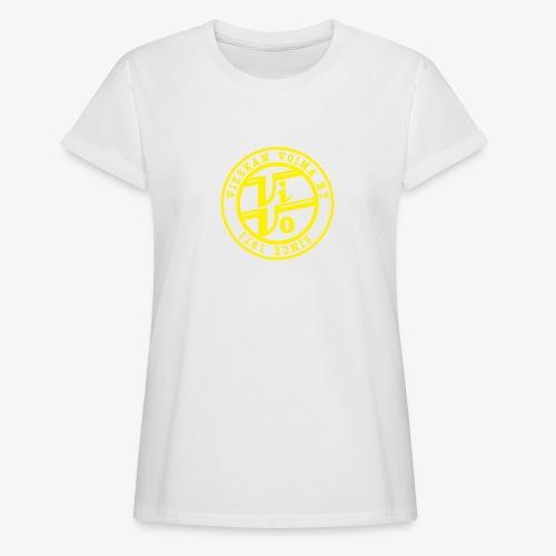 ViVoPAITA transparent - Naisten oversized-t-paita