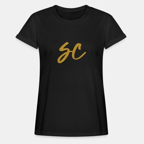 GOLD - Women's Oversize T-Shirt