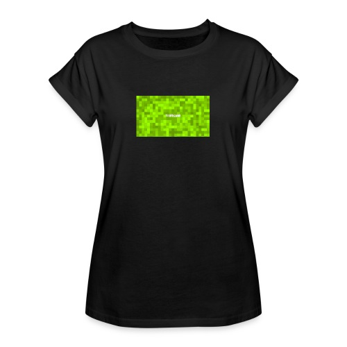 Youtube Triffcold - Frauen Oversize T-Shirt