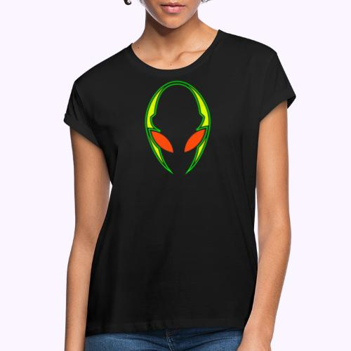 Alien Tech - Maglietta ampia da donna