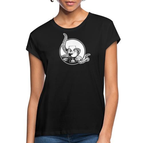 Tentacles off my Dram_2 - Frauen Oversize T-Shirt