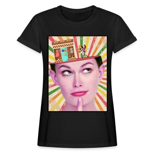 Shopping - Maglietta ampia da donna