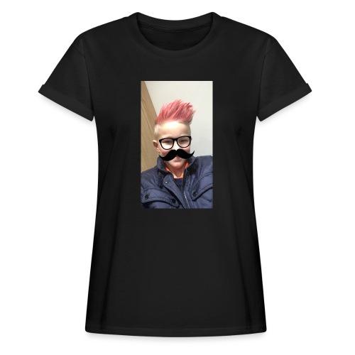 Mustach - Oversize-T-shirt dam