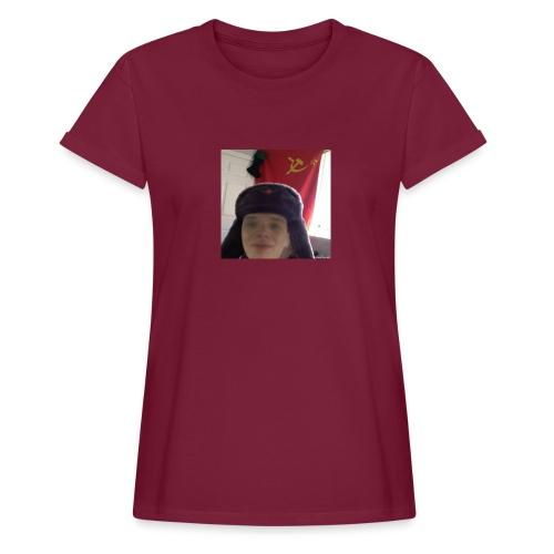 Kommunisti Saska - Naisten oversized-t-paita