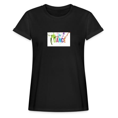 Ballo - Maglietta ampia da donna