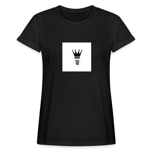 IMG_2074 - Maglietta ampia da donna