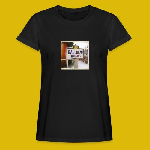Gogoldorak - T-shirt oversize Femme