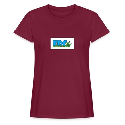 Logo_Fabini_camisetas-jpg - Camiseta holgada de mujer
