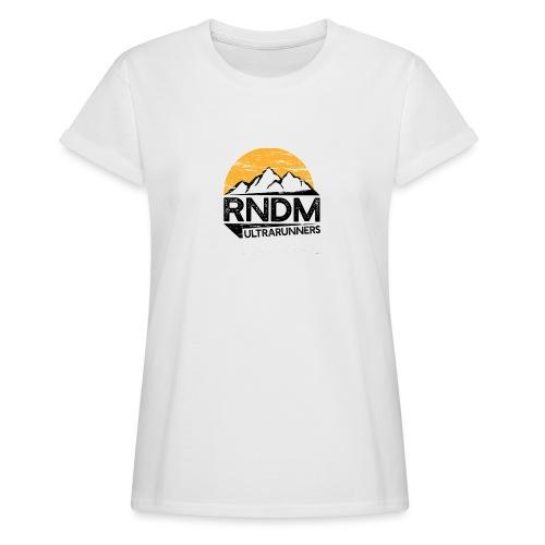 RndmULTRArunners T-shirt - Women's Oversize T-Shirt