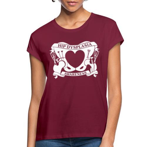 Hip Dysplasia Awareness - Women's Oversize T-Shirt