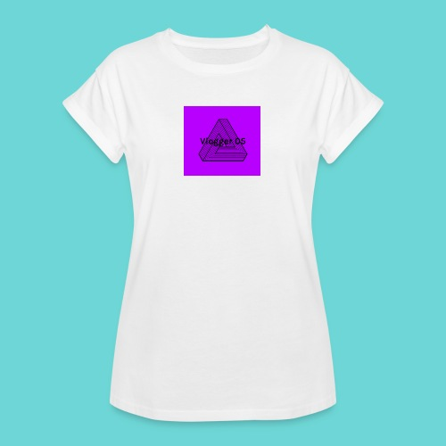 2018 logo - Women's Oversize T-Shirt
