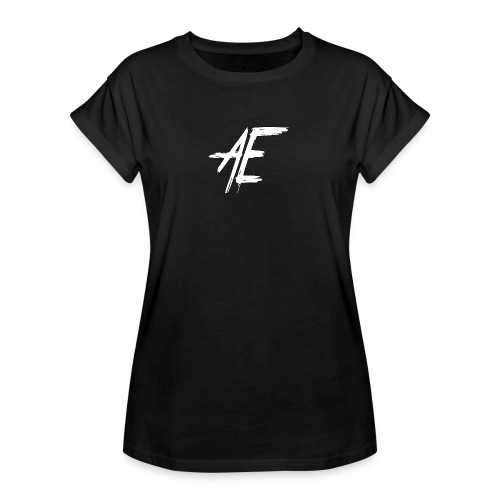 AsenovEren - Vrouwen oversize T-shirt