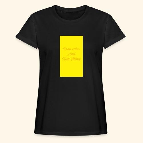 1504809773707 - Maglietta ampia da donna
