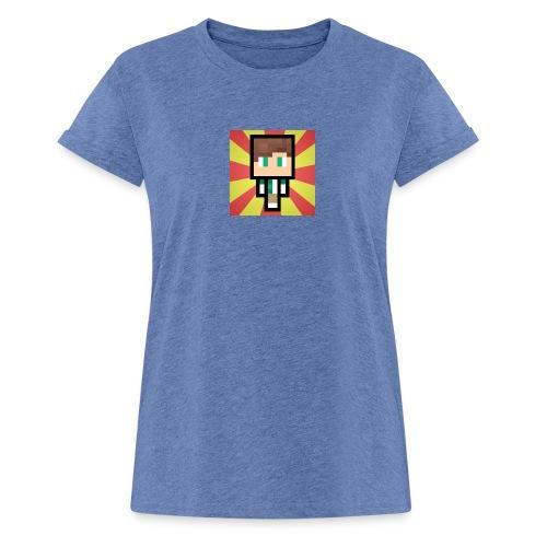 m crafter - Dame oversize T-shirt