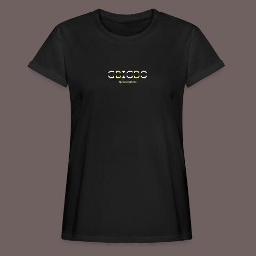 GBIGBO zjebeezjeboo - Retour à l'essentiel - T-shirt oversize Femme