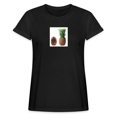 Pineapple - Women's Oversize T-Shirt