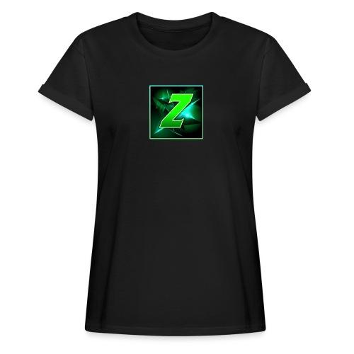 Youtube Logo - Women's Oversize T-Shirt