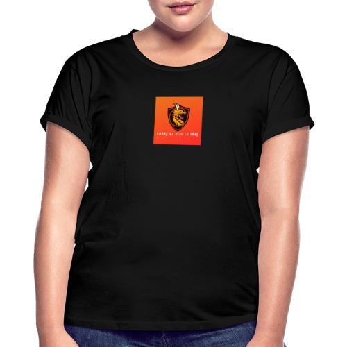 AMONG hver torsdag - Dame oversize T-shirt