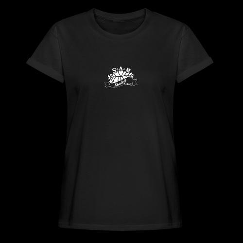 SamShaky - Naisten oversized-t-paita