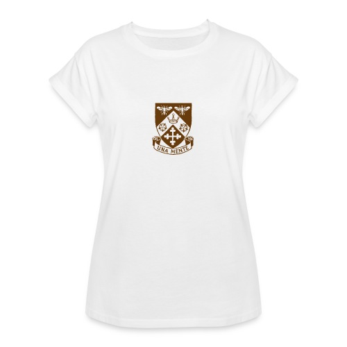 Borough Road College Tee - Women's Oversize T-Shirt