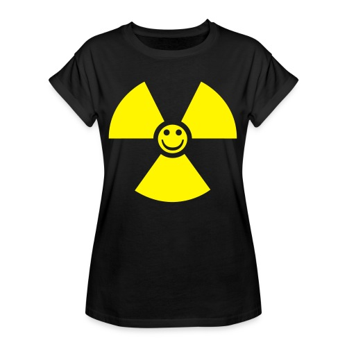 Atom! - Oversize-T-shirt dam