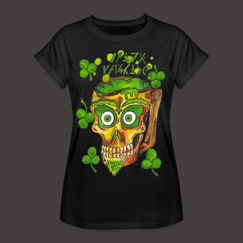 St Patrick - T-shirt oversize Femme