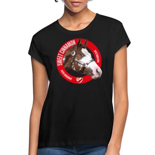 SWEET CINNAMON - Maglietta ampia da donna