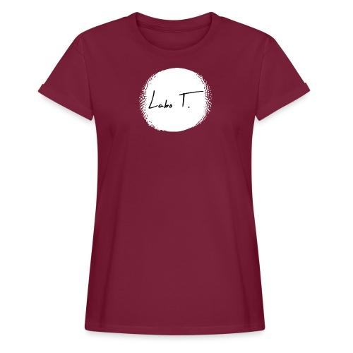 Labo T. - white - T-shirt oversize Femme