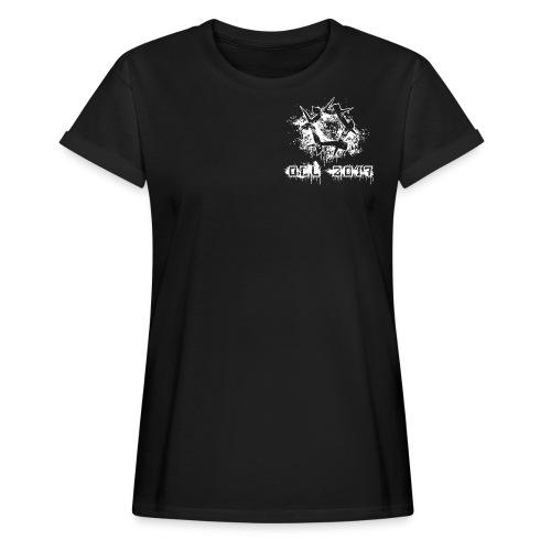 OCL-Shirt-2017_vorne - Frauen Oversize T-Shirt
