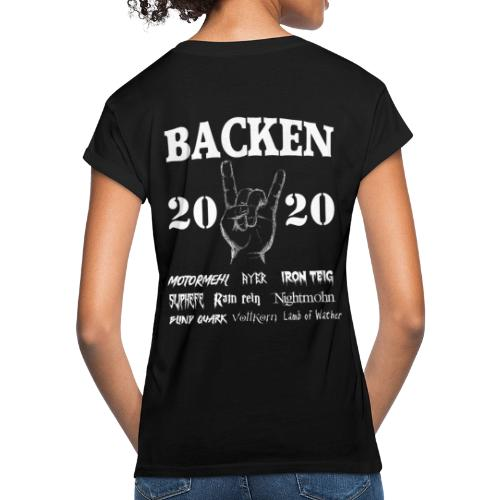 Backen 2020 | Lustiges Backen mit den größten - Frauen Oversize T-Shirt