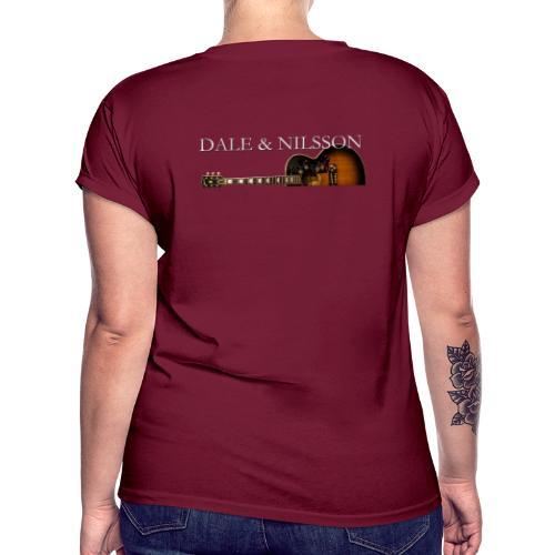 Dale & Nilsson - Dame oversize T-shirt