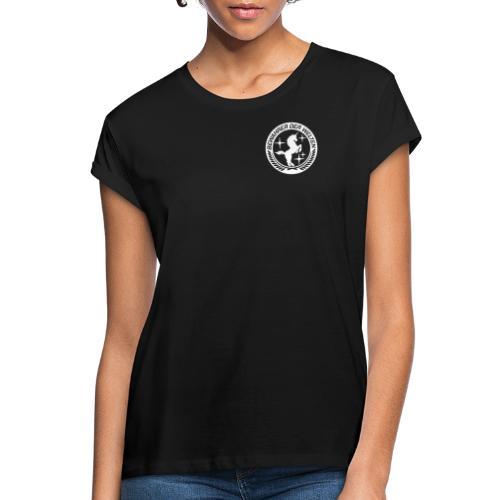 Bdw-Tag-klein - Frauen Oversize T-Shirt