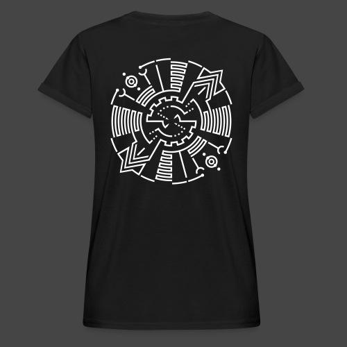 Tekno 23 Spirit - T-shirt oversize Femme