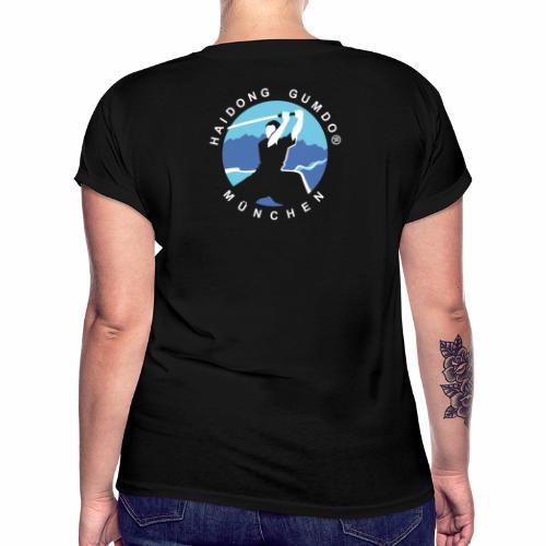 HDG MUC 3 Farben - Frauen Oversize T-Shirt