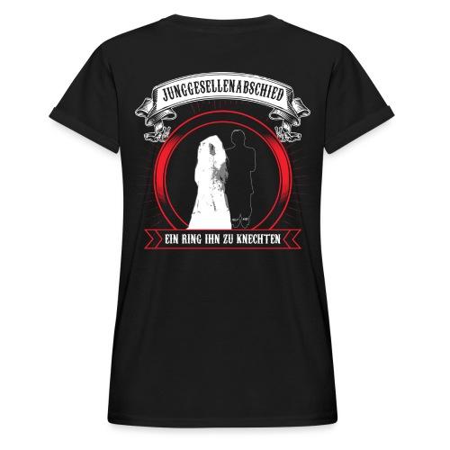 Help ME - Frauen Oversize T-Shirt