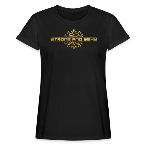S.A.S. Women shirt - Vrouwen oversize T-shirt