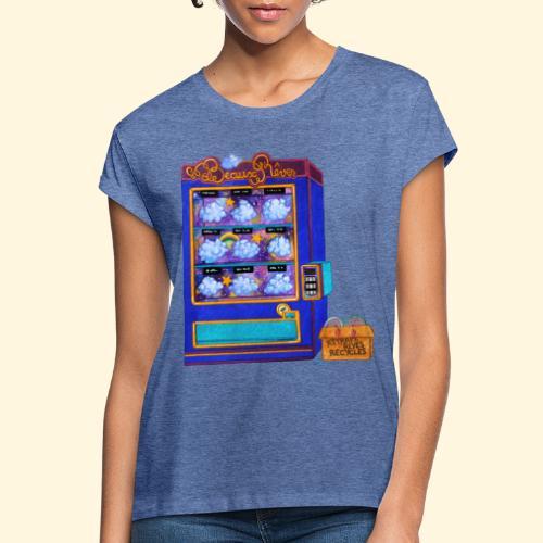 Distributeur de Beaux Rêves - T-shirt oversize Femme