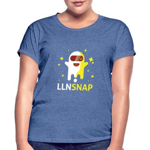Fantôme astronaute (LLNsnap) - T-shirt oversize Femme