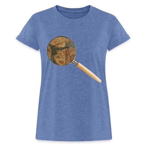 Etsivä löytää Enon - Naisten oversized-t-paita