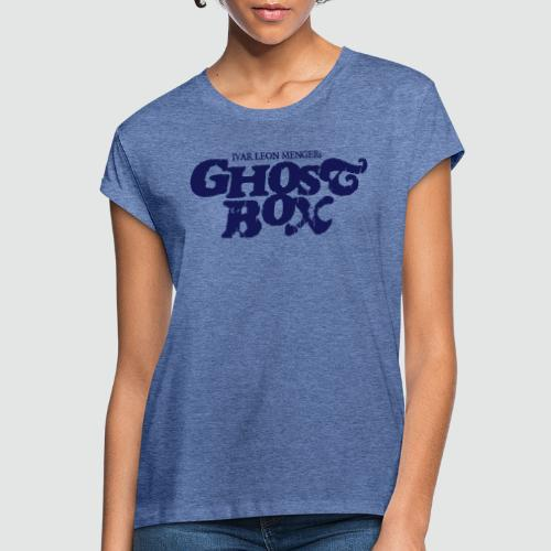Ghostbox - Frauen Oversize T-Shirt