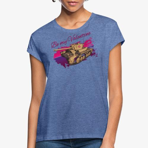 Be my Valentine Tank - Frauen Oversize T-Shirt